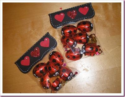 Valentine Lovebugs