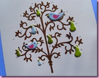 Birds in Tree Card 5