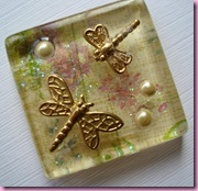 Dragon Fly Tile