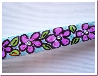 Handpainted Tooth Brush (1)