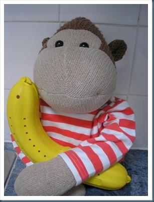 Monkey with Banana Guard
