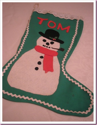 Toms Stocking