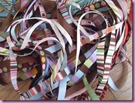 Bundle of ribbons