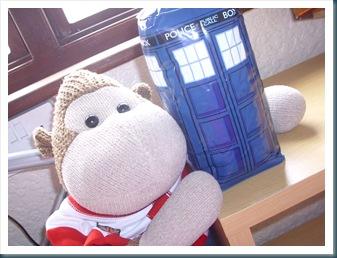 Dr Whos Tardis