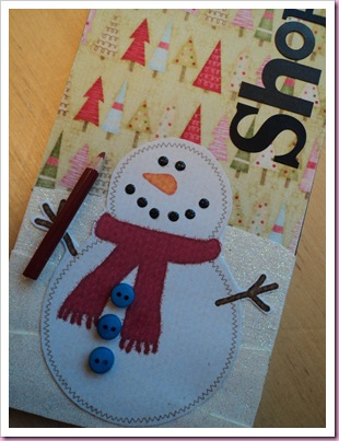 Christmas Shopping List Notebook 2