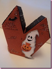 Halloween Haunted House Box 3