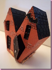 Halloween Haunted House Box 5