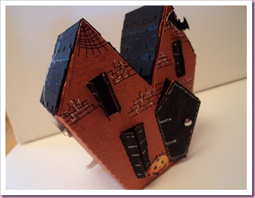 Halloween Haunted House Box 7