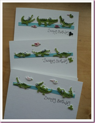Snappy Birthday Cards