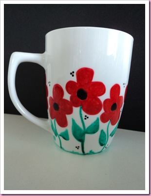 My handpainted Mug 4