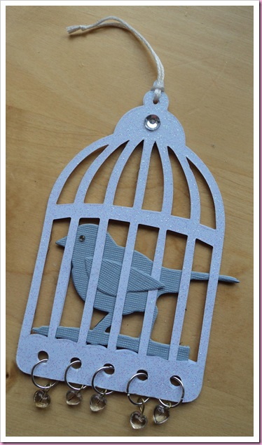 Tim Holtz Bird Cage 7