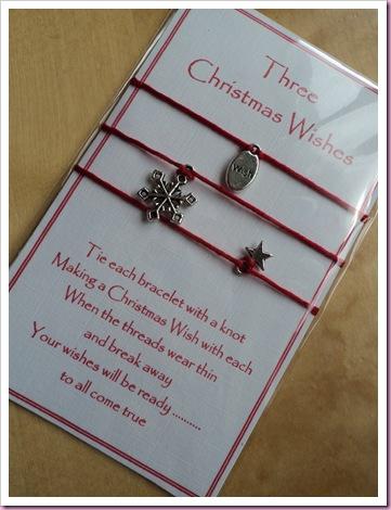 Christmas Wish Bracelets 7