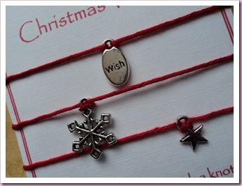 Christmas Wish Bracelet 1