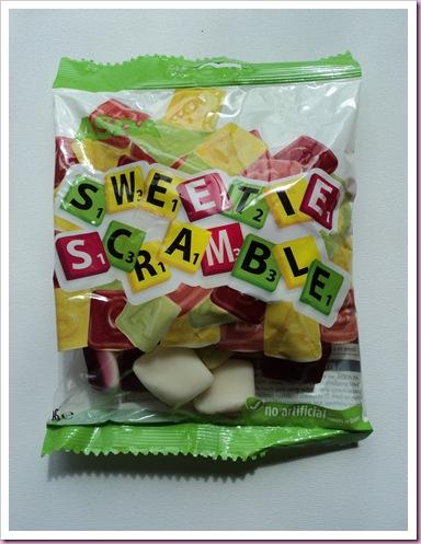 Scrabble jellies