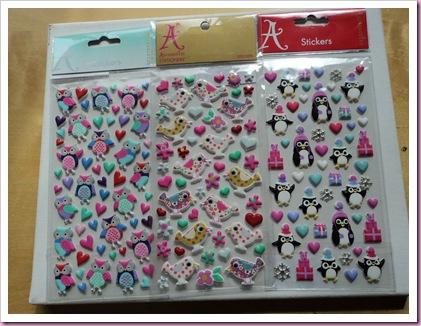 Accessorize Stickers