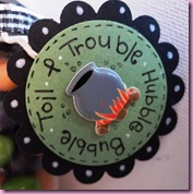 Trick or Treat Test Tube Favor Tag 4