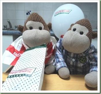 Krispy Kreme q
