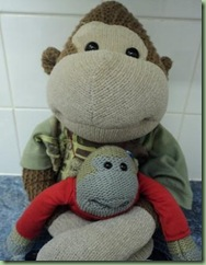 Christmas PG Tips Monkey b
