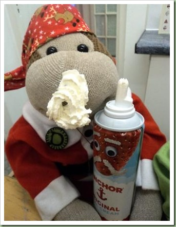 Squirty Cream