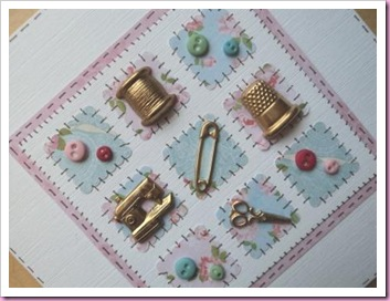 Needlework Card