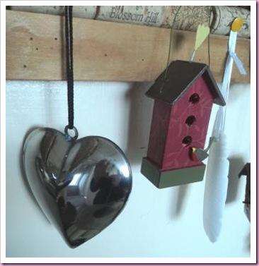 heart on my noticeboard