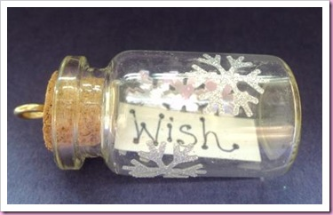 Wish Bottle Tree Decoration