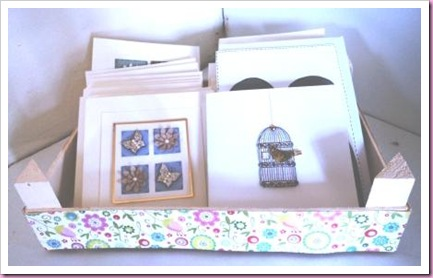 Card display Box