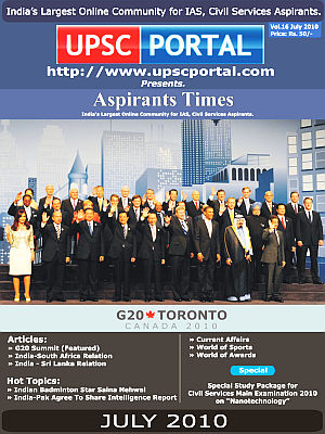 Aspirants Times July 2010