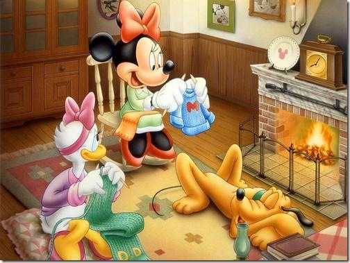Mickey & Friends in Home