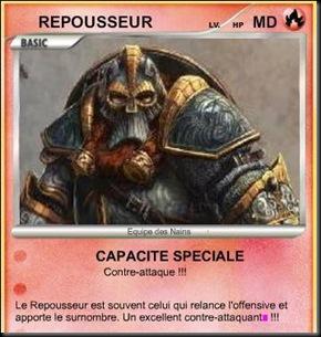 repousseur