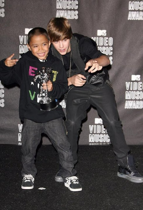 How Jalen Testerman met Justin Bieber