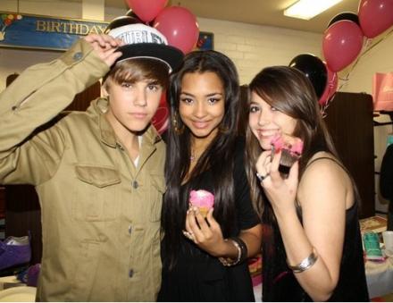 Justin Bieber and Selena Gome