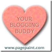 blogging buddy pink