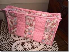 221) My Pink Toiletries bag