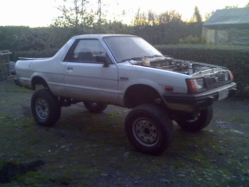 Another monster-lifted brat - Ultimate Subaru Message Board