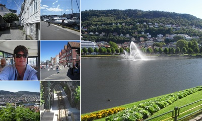 Vis turist Bergen