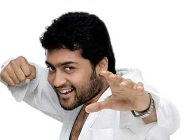 Surya in RGV's next