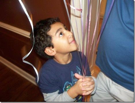e balloons
