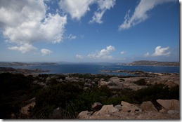 La Maddalena panorama
