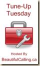 Tune Up Tuesday Logo