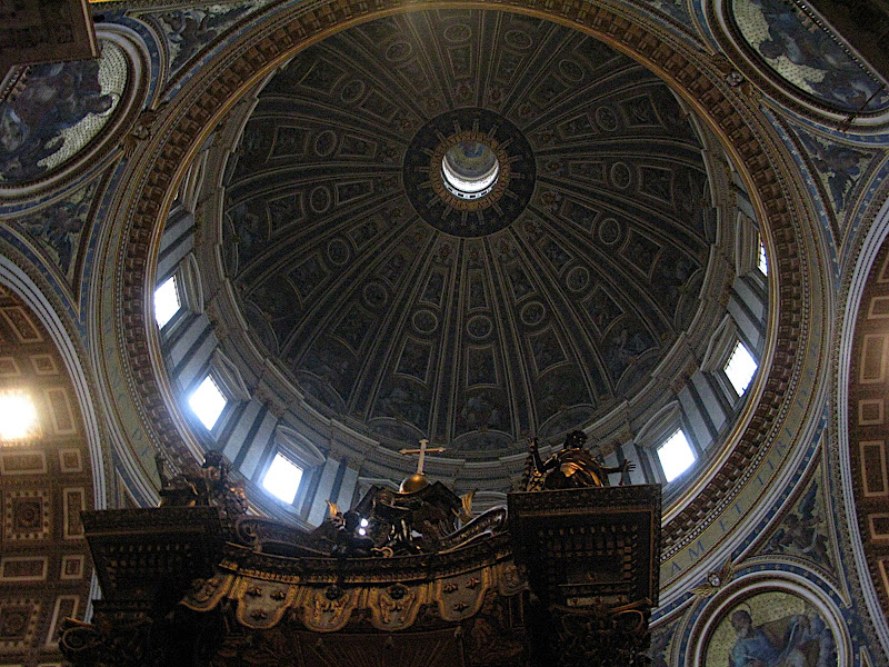 Cúpula de la basílica de Sant Pietro (II)
