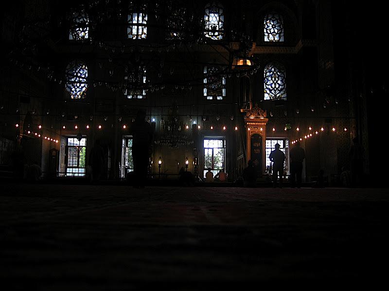 Estambul: la mesquita blava II
