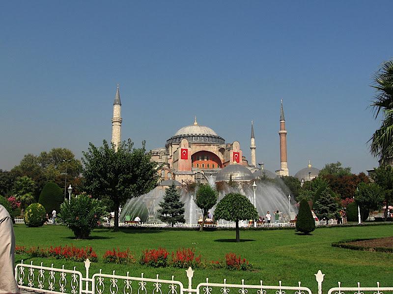 Estambul: Ayasofya