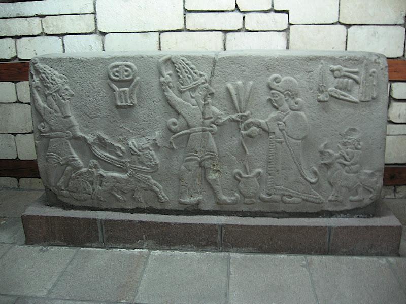 Ankara: museu arqueològic