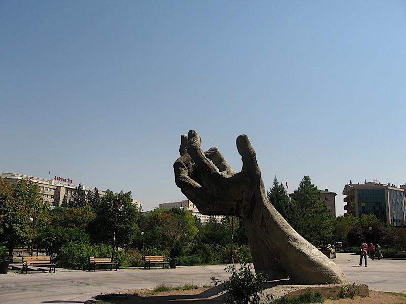 Ankara: Abdi Ipekci Park