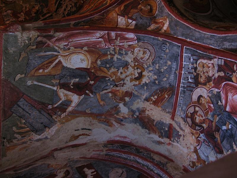 La Cappadocia VII: mopnestir