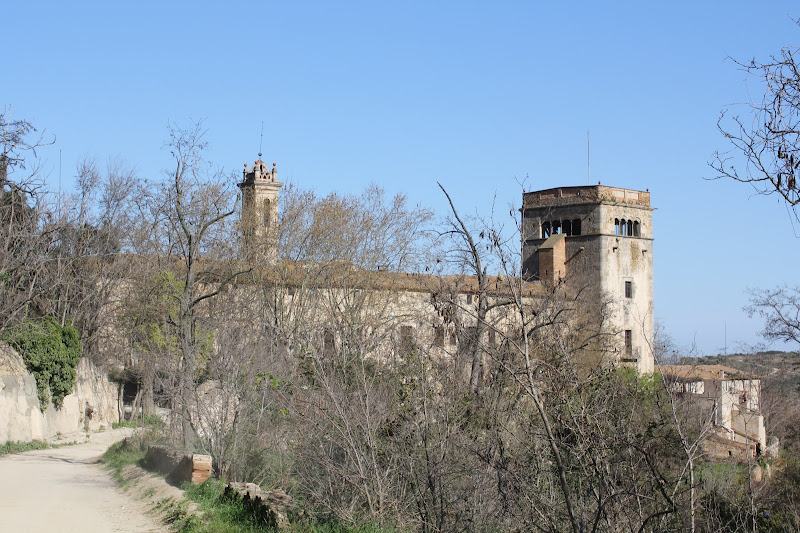 Monestir de Sant Jeroni de la Murtra III