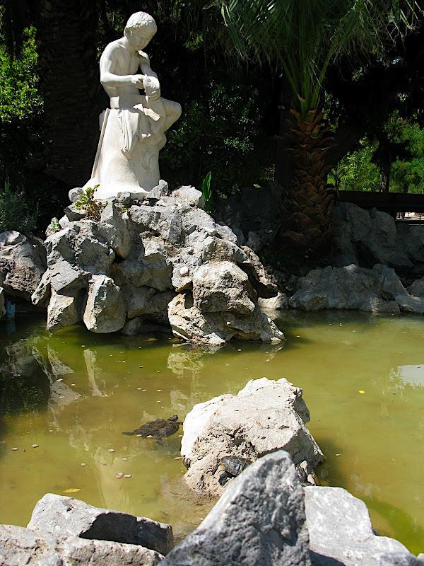 Parc d'Atenes