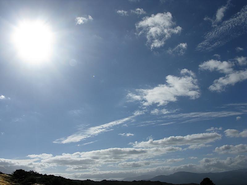 Sol al cel