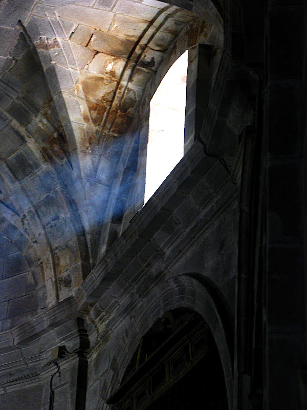 Finestra de la catedral d'Ourense (II)